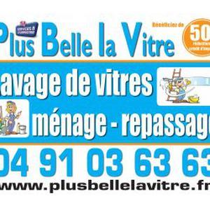 Photo de Plus Belle la Vitre