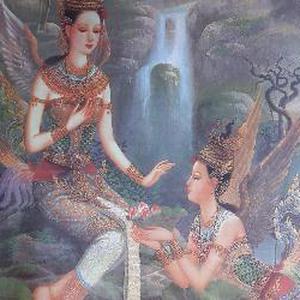 Massage de bien être thailandais