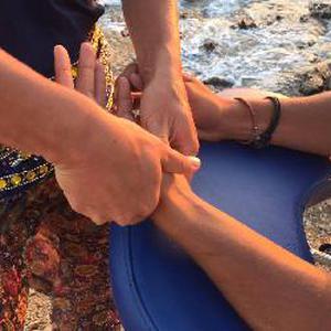 massage détente, séance 1h.