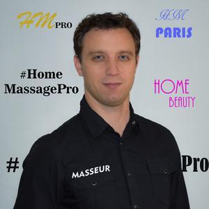 Massage Professionnel à domicile