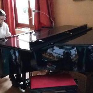 Professeur de piano 10 ans d'expérience sur Paris et 91