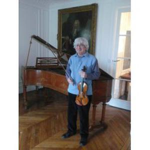 Cours de violon et  de musique de chambre - 75015
