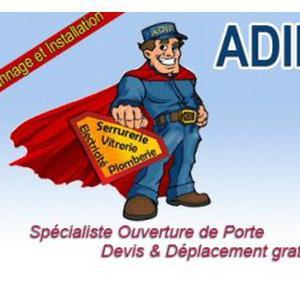 Ouverture de Porte 45 € - Serrurier Paris en urgence