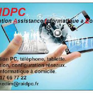 DEPANNAGE PC ET TELEPHONE A DOMICILE