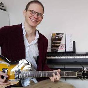 Cours de guitare acoustique / électrique débutants (tout âge)