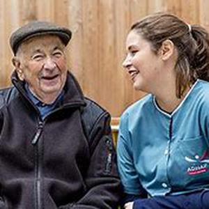 Assistant / Assistante de vie auprès de personnes âgées
