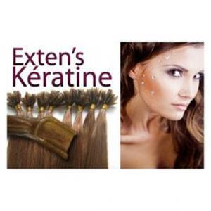 Extensions de cheveux 2euros/mèches