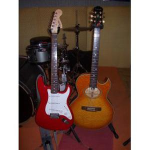 Photo de Cours de guitare aux MONTILS