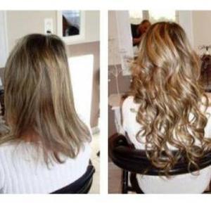 Pose d extensions de cheveux à domicile belfort