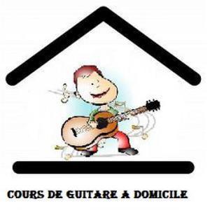 Cours de guitare a domicile val'd'oise 95
