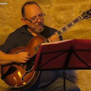 « Spécial débutants » Cours de Guitare Jazz