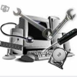 Réparation, Dépannage, Montage PC