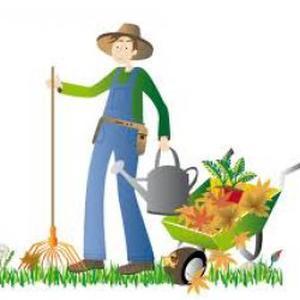 Jardinage à dom