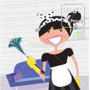 Employée de ménage