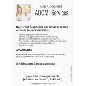 Photo de ADOM' Services