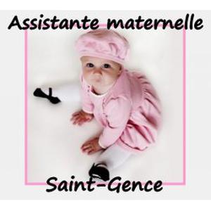 Assistante maternelle saint gence cherche bout'choux
