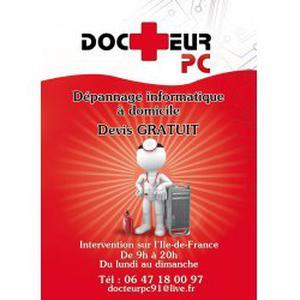 Docteur Pc dépannage à domicile sur Toulouse et sa banlieue