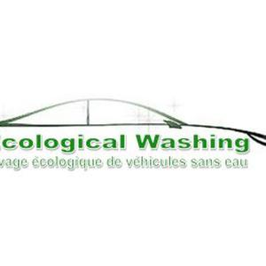 Photo de ecological washing