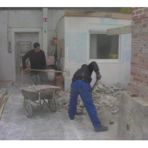 Propose mes services en agencement bâtiment - peinture