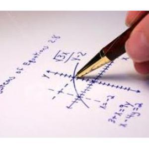 Je donne des cours particuliers en mathématiques à domicile