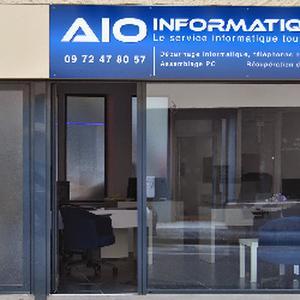 AIOinformatique - Réparation et dépannage informatique