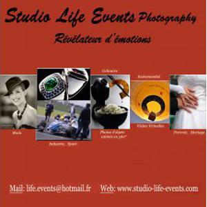 Studio Life Events photography