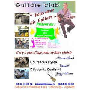 Guitare club