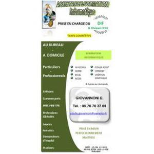 Assistance-Formation-Cours Informatique