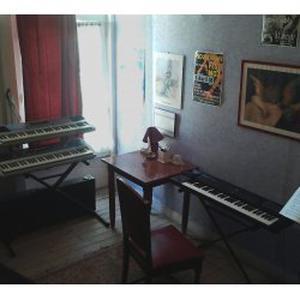 Cours de piano, synthé, solfège 20 euros secteur Saint Malo