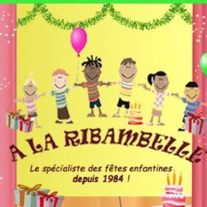Animations enfantines, anniversaire à domicile avec la ribambelle