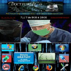 Photo de Docteur PC 33 Informatique