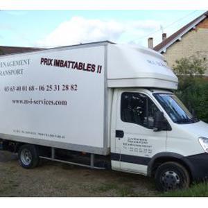 Transports et déménagements