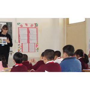 Cours d'anglais par enseignante britannique