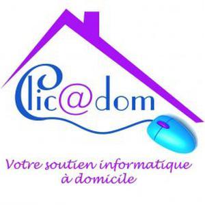 CLIC@DOM : FORMATION INFORMATIQUE A DOMICILE