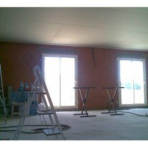 travaux de peinture et placo