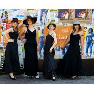 Quatuor vocal féminin anime tous vos évènements