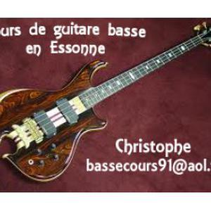 Cours de guitare basse en Essonne