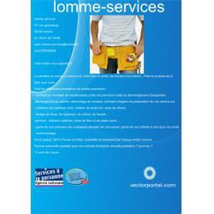 Photo de lomme services