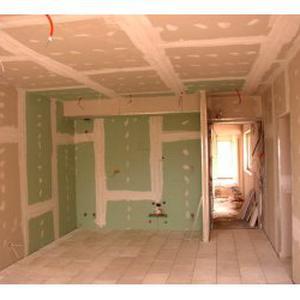 Travaux de renovation
