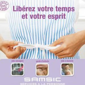 Photo de samsic services à la personne