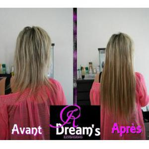 Pose d extensions