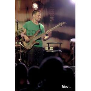 Musicien pro donne cours de guitare et de basse