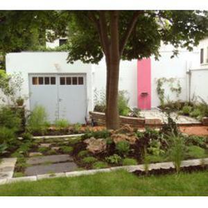 Création de jardins contemporains