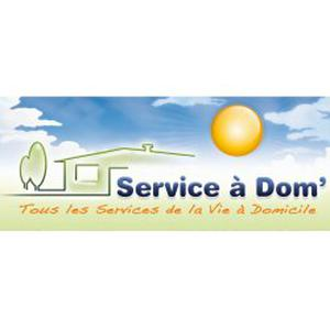 service à dom' s'occupe de l'entretien de votre maison