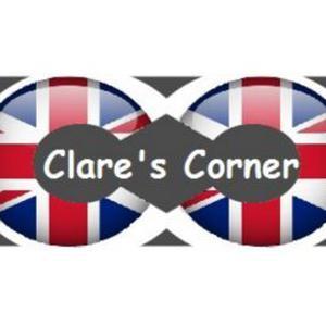 Clare's Corner -  votre solution anglais à domicile