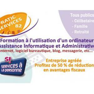 Pratic Services 82 - Dépannage et Maintenance Informatique
