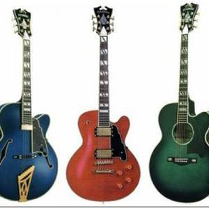 Cours de guitare folk / éléctrique