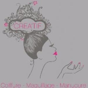 CREA'TIF (coiffure, maquillage, manucure à domicile)