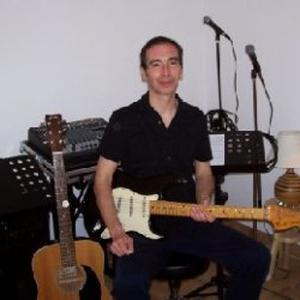 Cours guitare électrique acoustique Aix-en-Provence.