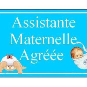 Assistante maternelle agree dispo de suite  periscolaires